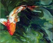 Koi-painting