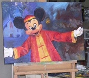 micky-mouse-painting