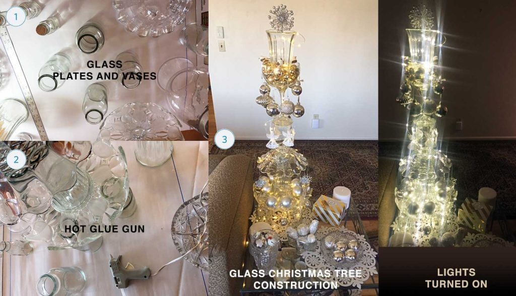 glass-christmas-tree