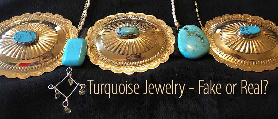 Real Turquoise Jewelry – How to Identify