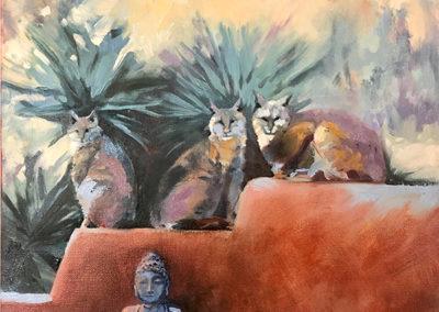 mountain lion cubs image