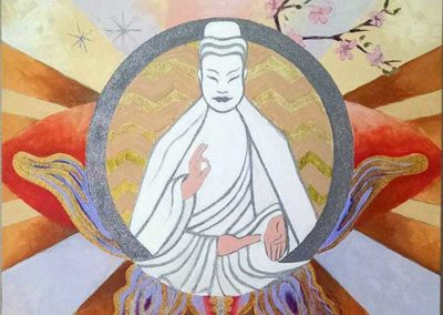 Painting of Kwan-Yin