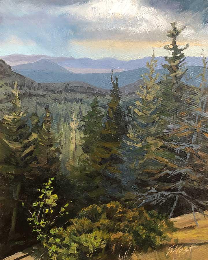 Aspen Vista Mountain Views