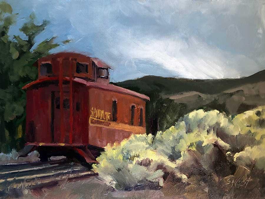 Lamy Train Station NM