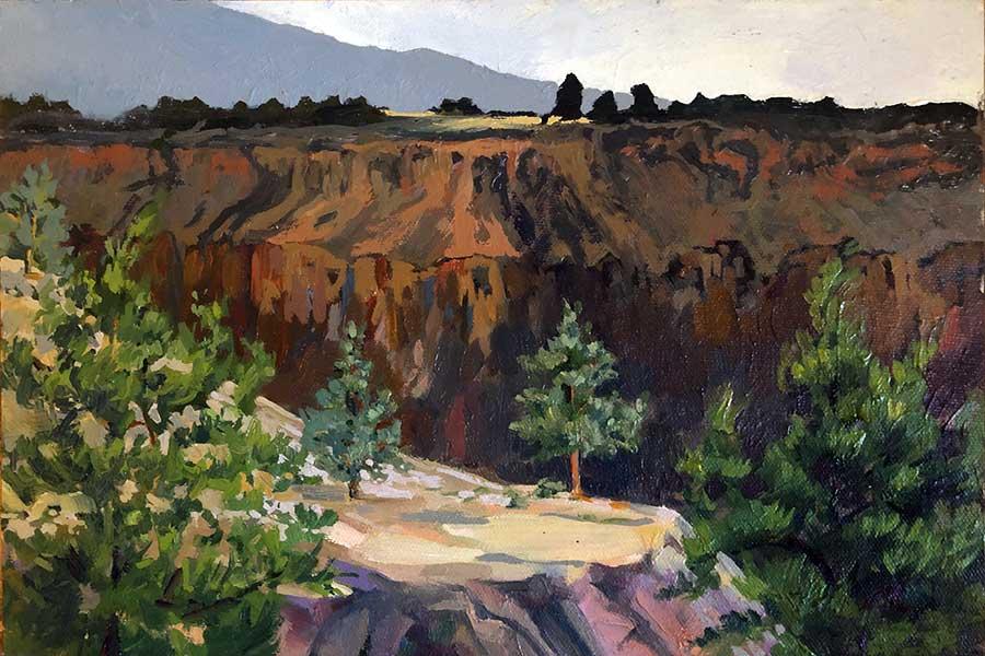 Los Alamos Mesa Trail