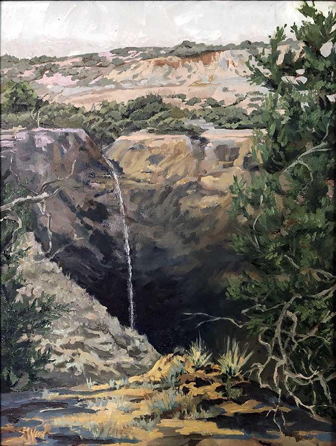 Waterfall Overlook Park,