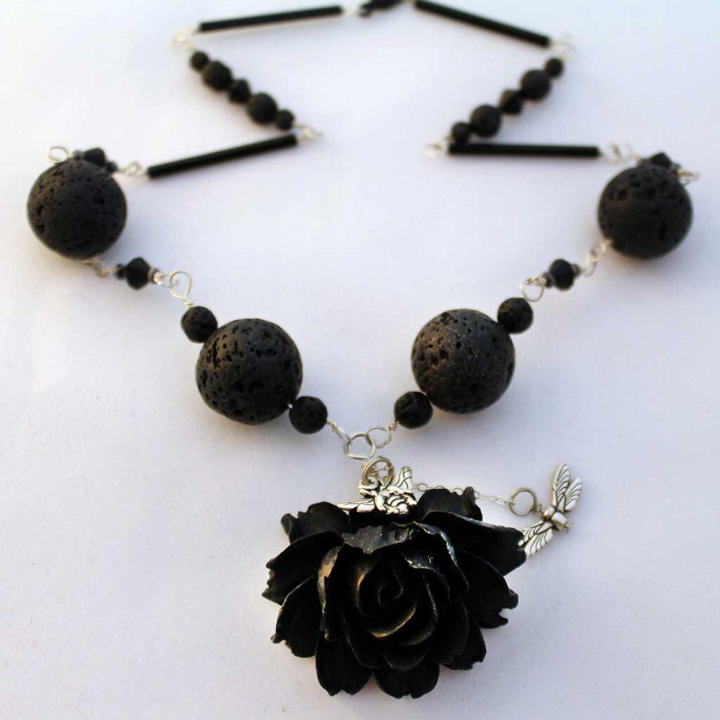 black-lava-rose-necklace