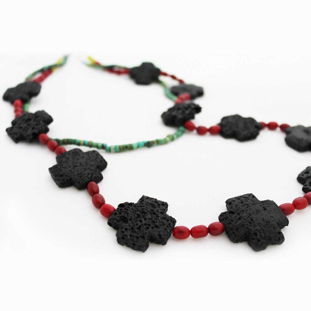 coral-lava-necklace-closeup