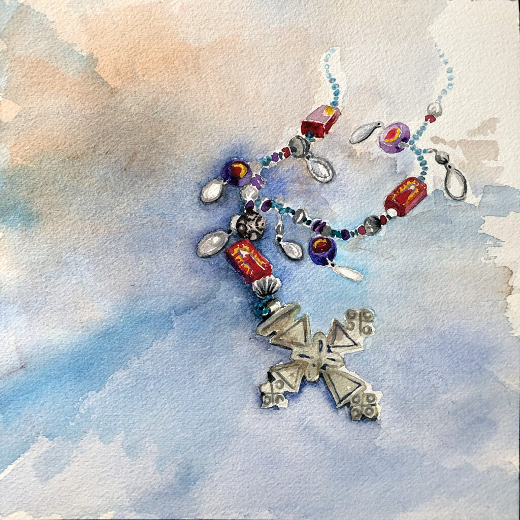 All-Saints-Necklace-Painting-7.9sq-Watercolor